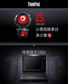 回顾过往25年 ThinkPad到底拿过多少第一截图